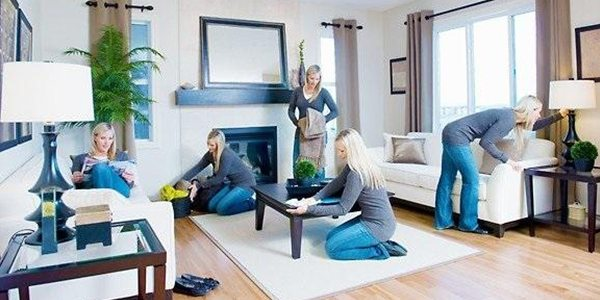 Cleaning Living Room Exterior get quality cleaning services in antioch